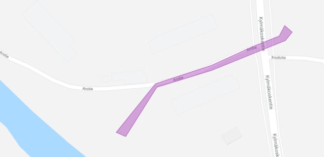 Karttakuva Kylmäkoski